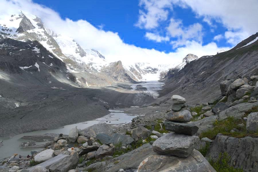 alpen kaernten - Bergtour und Gletscher-Trekking in Österreich