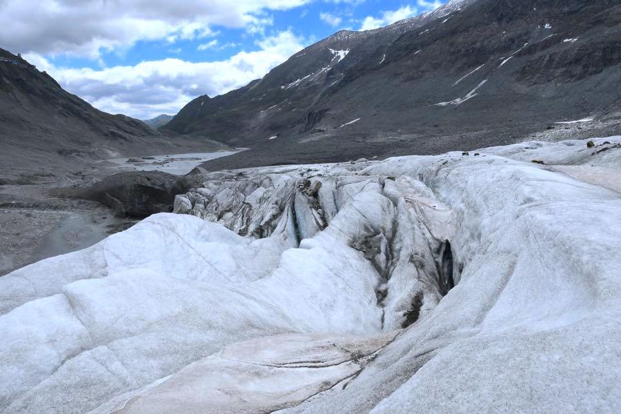 grossglockner alpen - Bergtour und Gletscher-Trekking in Österreich