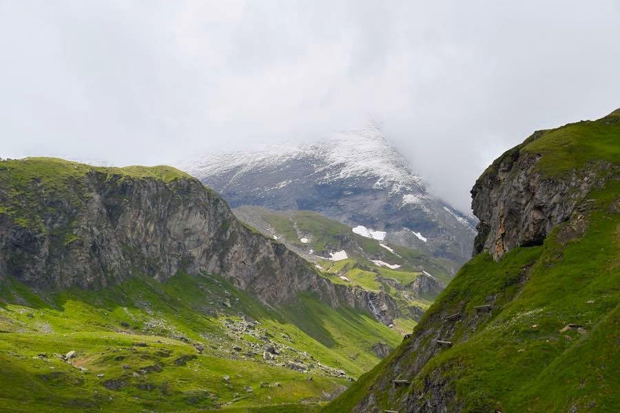 grossglockner hochalpenstrasse - Bergtour und Gletscher-Trekking in Österreich