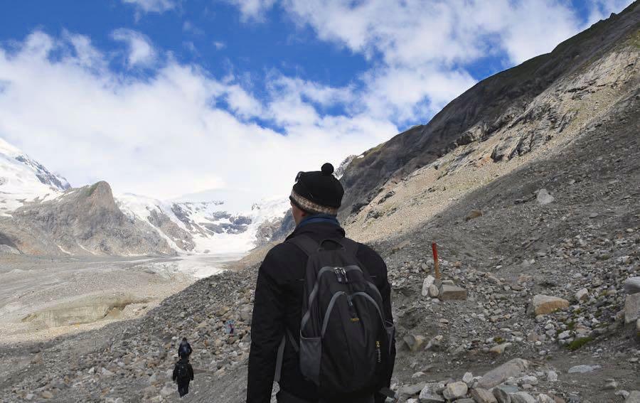 grossglockner hochtour - Bergtour und Gletscher-Trekking in Österreich