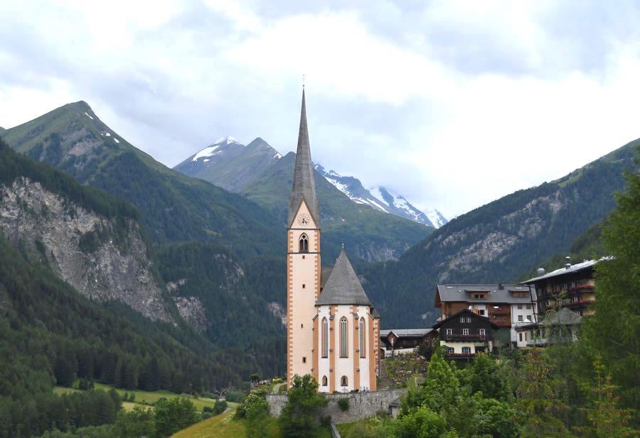 heiligenblut grossglockner - Bergtour und Gletscher-Trekking in Österreich