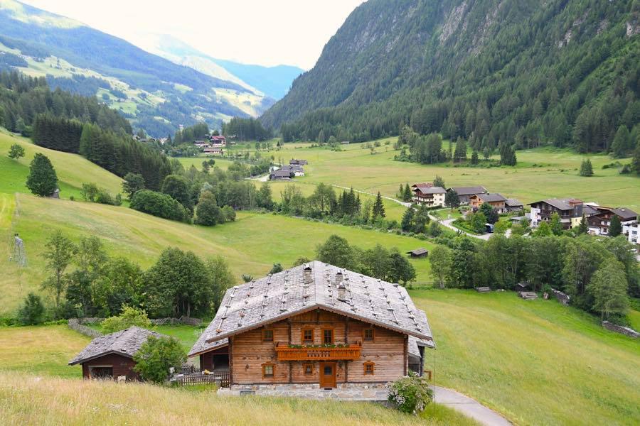 heiligenblut kaernten - Bergtour und Gletscher-Trekking in Österreich