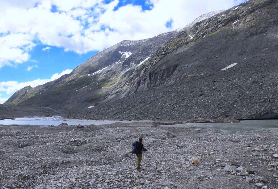 hochtour hohe tauern - Bergtour und Gletscher-Trekking in Österreich