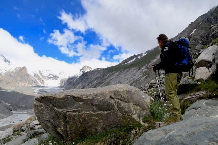 hohe tauern grossglockner - Bergtour und Gletscher-Trekking in Österreich