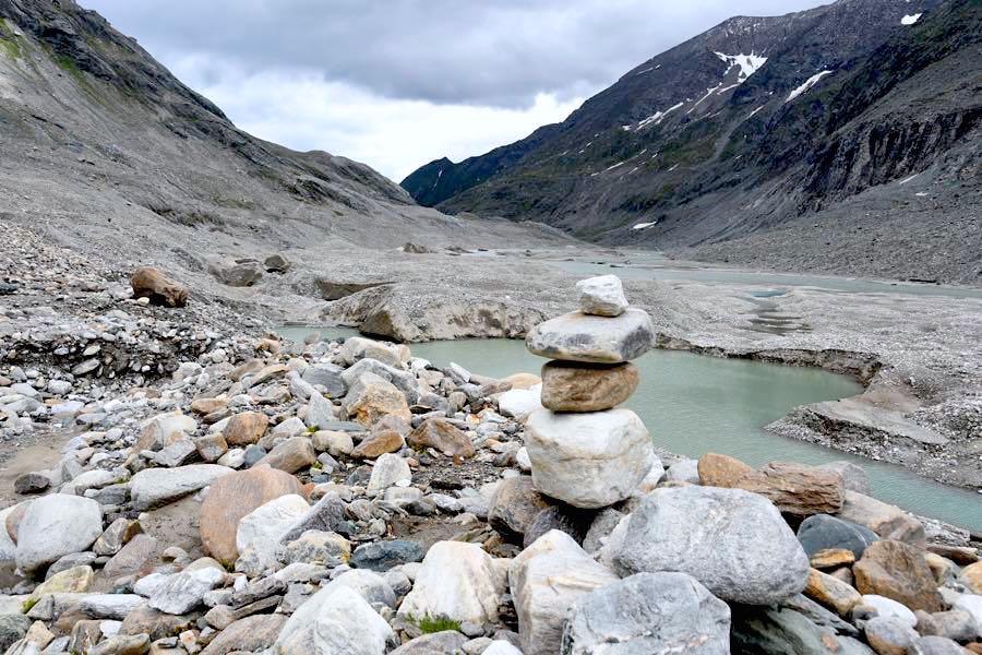 hohe tauern kaernten - Bergtour und Gletscher-Trekking in Österreich