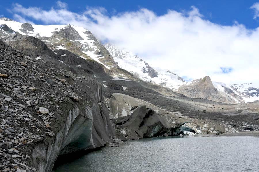 hohe tauern nationalpark kaernten - Bergtour und Gletscher-Trekking in Österreich