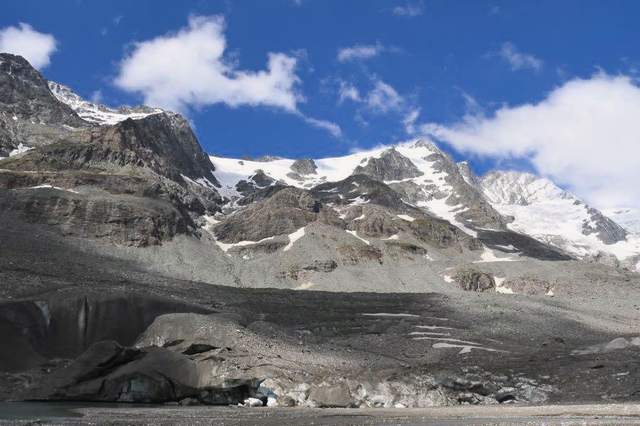 hohe tauern trekking 1 - Bergtour und Gletscher-Trekking in Österreich