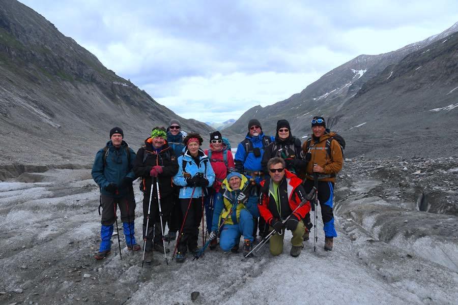 hohe tauern trekking - Bergtour und Gletscher-Trekking in Österreich