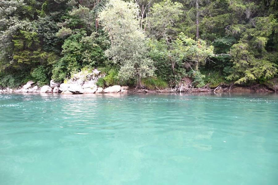 Österreich Kärnten Fluss