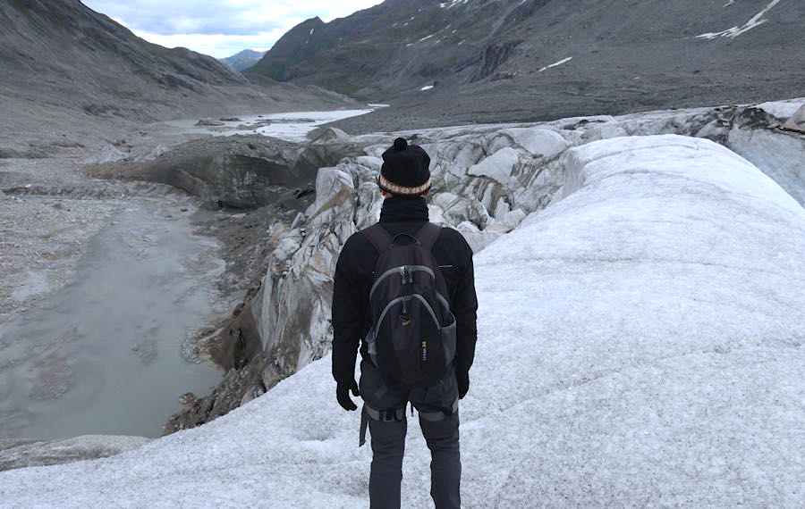 kaernten berge - Bergtour und Gletscher-Trekking in Österreich