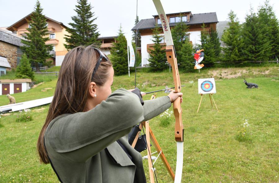 Österreich Bogenschiessen Kärnten