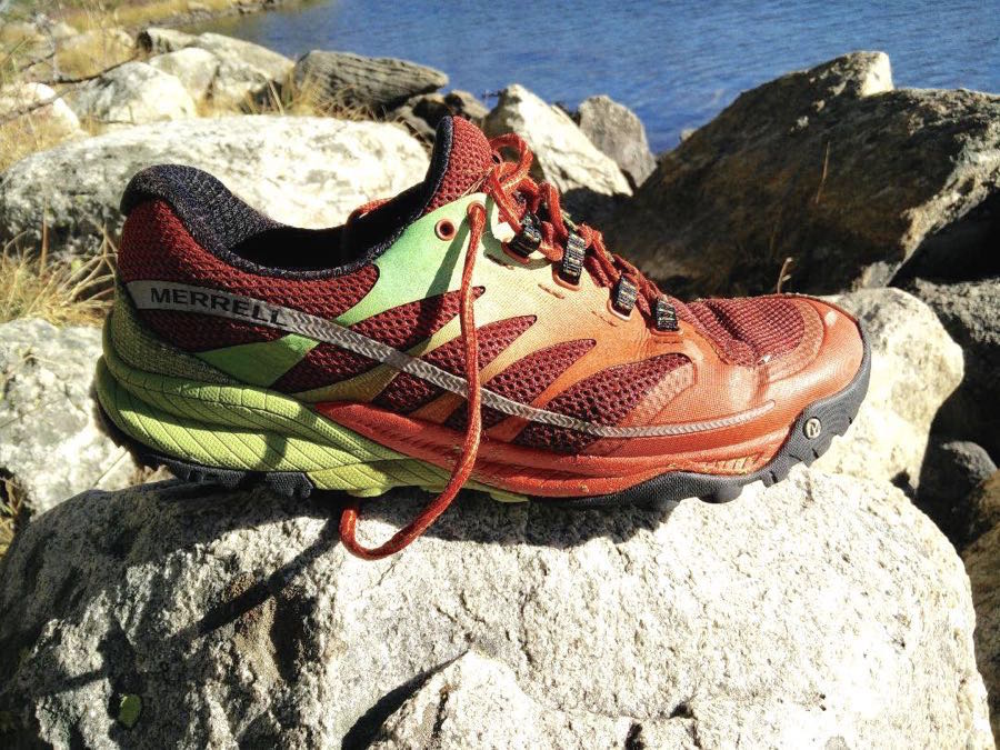 Merrell All Out Charge Carsten Jost Fastpacking Blog