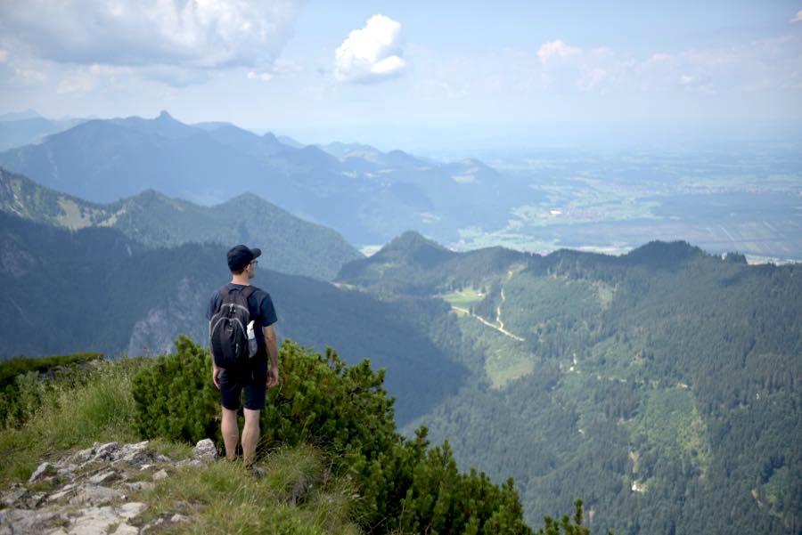 wanderschuh outdoorblogger - Reiseplanung