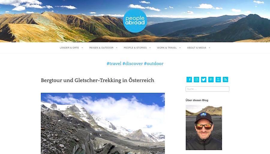 Blogger Influencer Rhein Neckar Mannheim Reiseblogger Heiko Müller People Abroad