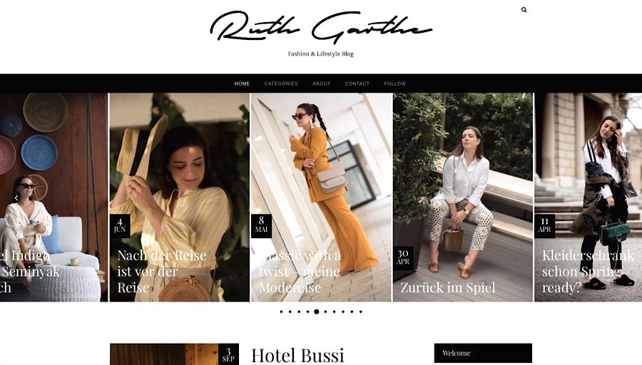 Blogger Influencer Rhein Neckar Mannheim Ruth Garthe Mode Fashion Blog