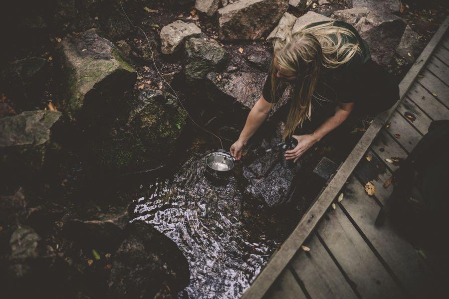 Skane Schweden Söderåsen Nationalpark
