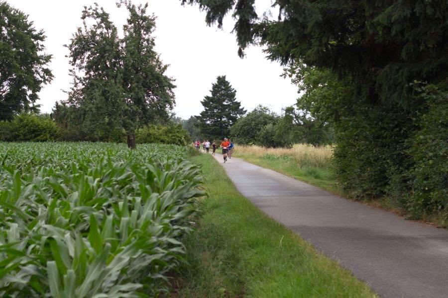 Marathon Laufen Running