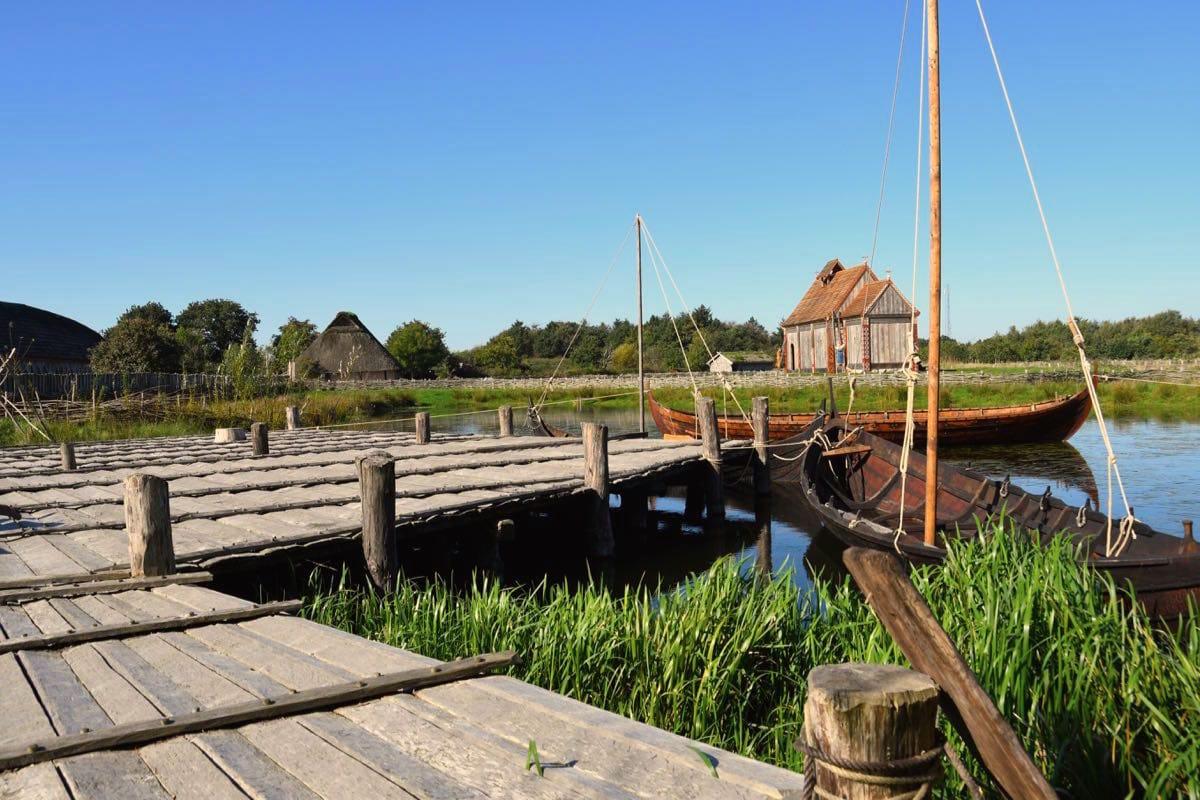 Dänemark Nordsee Wattenmeer Ribe