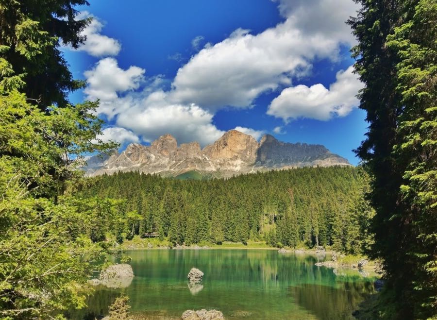 Eggental Südtirol Urlaub Wandern Mountainbike E-Bike Radtouren