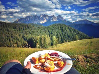 Eggental: Mountainbike Urlaub in Südtirol