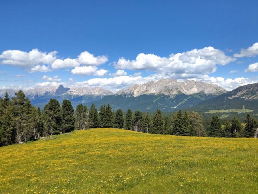 Südtirol Urlaub Wandern Mountainbike E-Bike Radtouren
