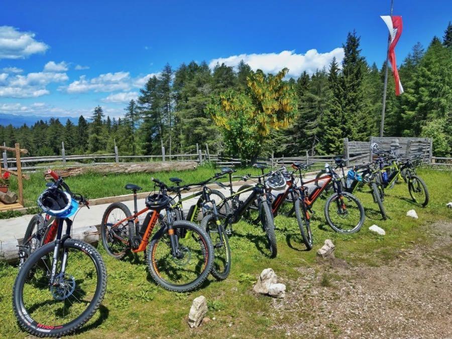 Mountainbike E-Bike Radtouren