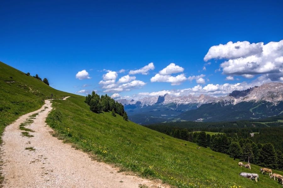 eggental suedtirol urlaub - Eggental: Mountainbike Urlaub in Südtirol