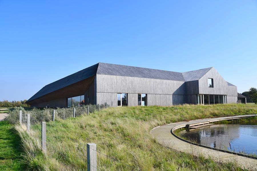 Dänemark Wattenmeer Zentrum Waddensea Centre