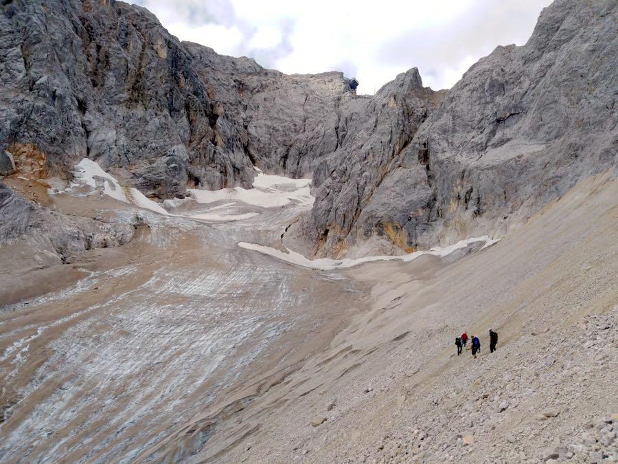 zugspitze wanderung spitzenwanderweg 11 - Auf die Zugspitze wandern - mein Tourenbericht