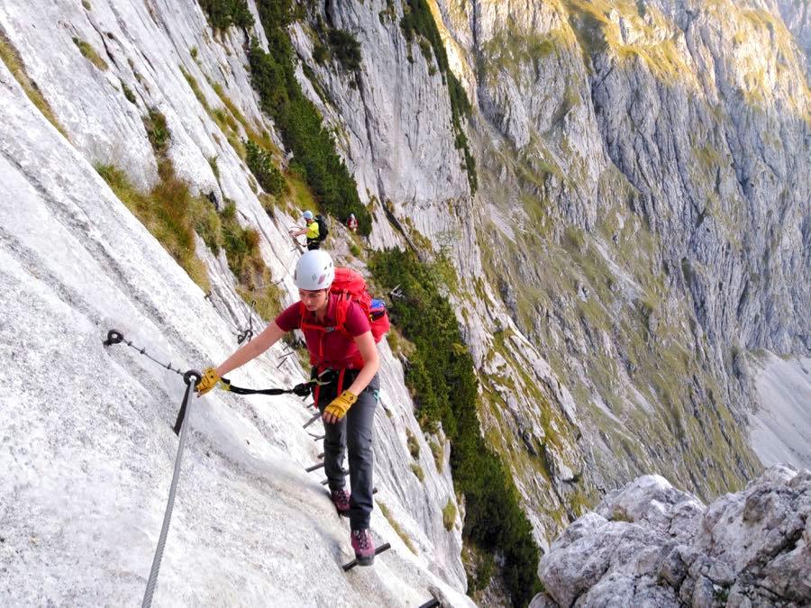 zugspitze wanderung spitzenwanderweg 21 - Auf die Zugspitze wandern - mein Tourenbericht