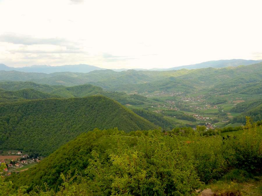 Reiseplanung Bosnien