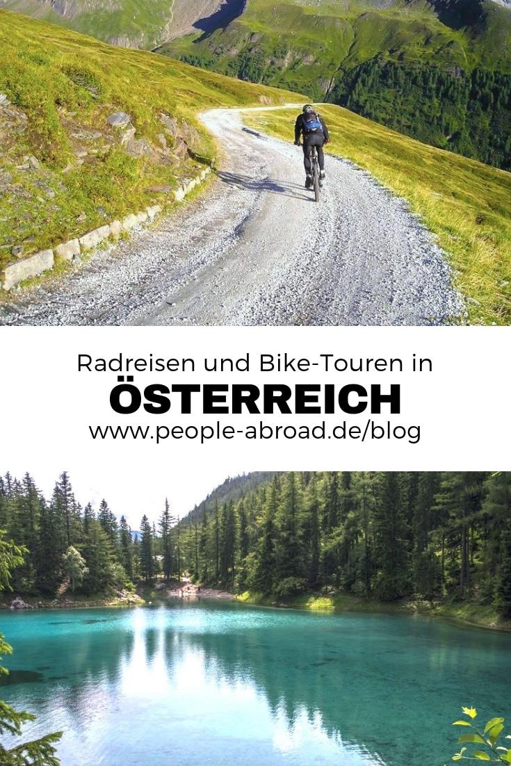 Werbung / Radreisen und Bike-Touren in Österreich #Radreisen #Radtouren #Österreich
