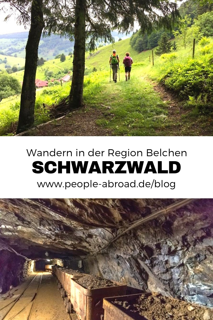 13 - Belchen: Wandern in der Schwarzwald-Region