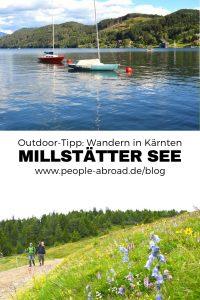 14 200x300 - Wandern in Kärnten am Millstätter See