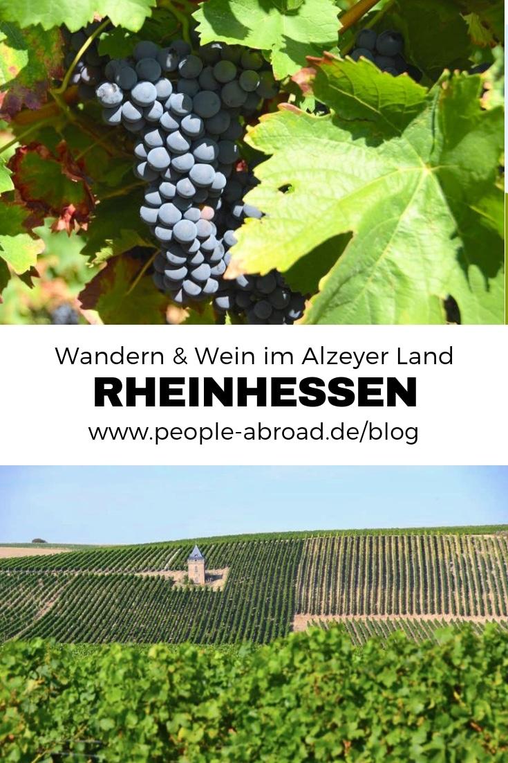 Werbung / Wandern und Wein in Rheinhessen #Rheinhessen #Wandern #Deutschland #Rheinlandpfalz #Outdoor