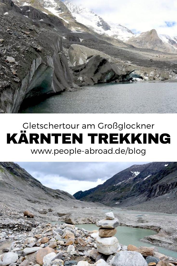 Werbung / Bergtour am Großglockner in Kärnten #Österreich #Kärnten #Bergtour #Trekking
