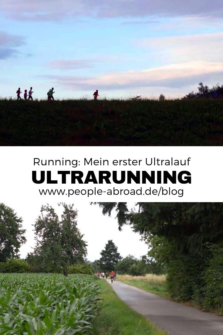 Running: Mein erster Ultralauf #Laufen #Running #Ultralauf #Ultrarunning #Marathon