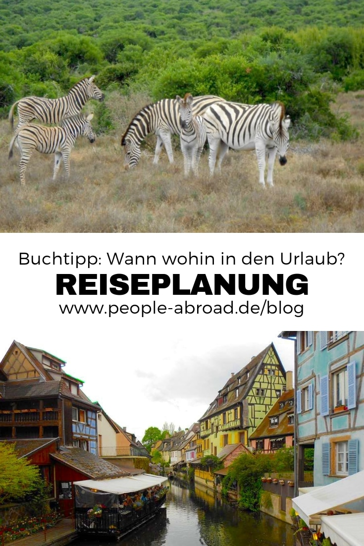 Werbung / Buchtipp: Wann am besten wohin? #Reiseplanung #Reise Reisetipps #Buchtipp #Jahreszeit