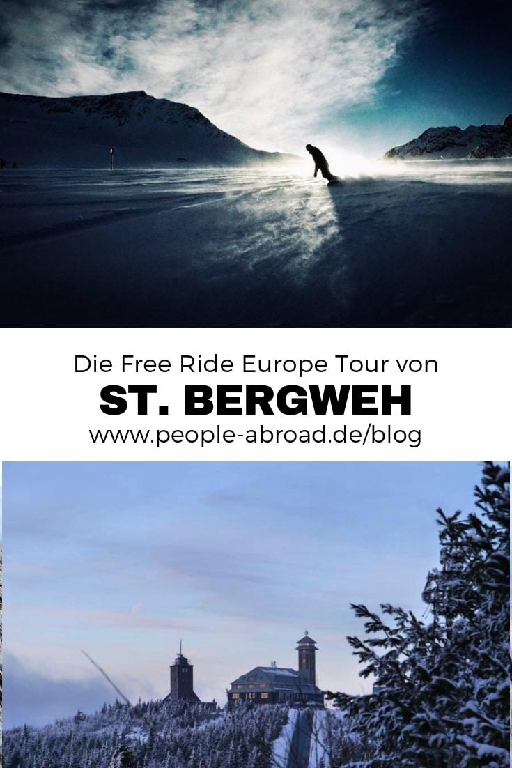 """25 - Die """"Free Ride Europe""""-Tour von St. Bergweh"""