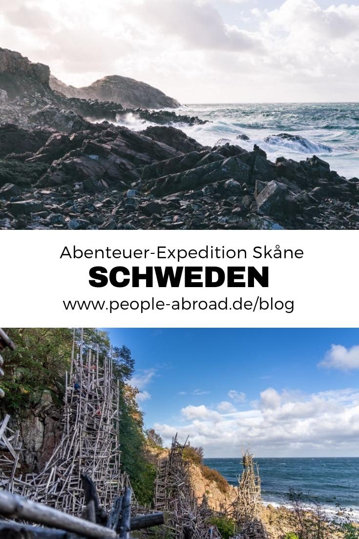 Werbung / Outdoor-Expedition Skane in Schweden #Schweden #Outdoor #Skane #Nationalpark #Natur