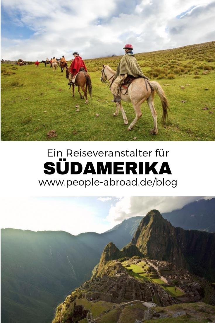 Werbung / Aktivreisen in Südamerika mit Viventura #Südamerika #Reiseveranstalter #Reiseanbieter #Viventura