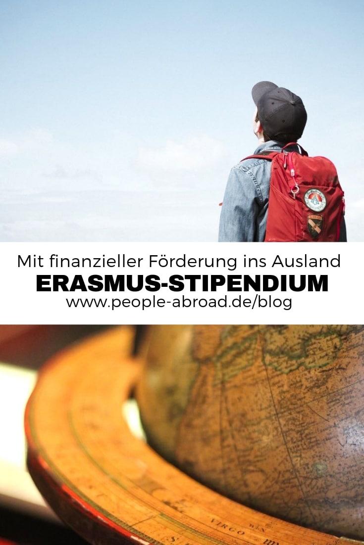 Mit dem Erasmus-Stipendium ins Ausland #Stipendium #Ausland #Studium #Auslandssemester #Karriere