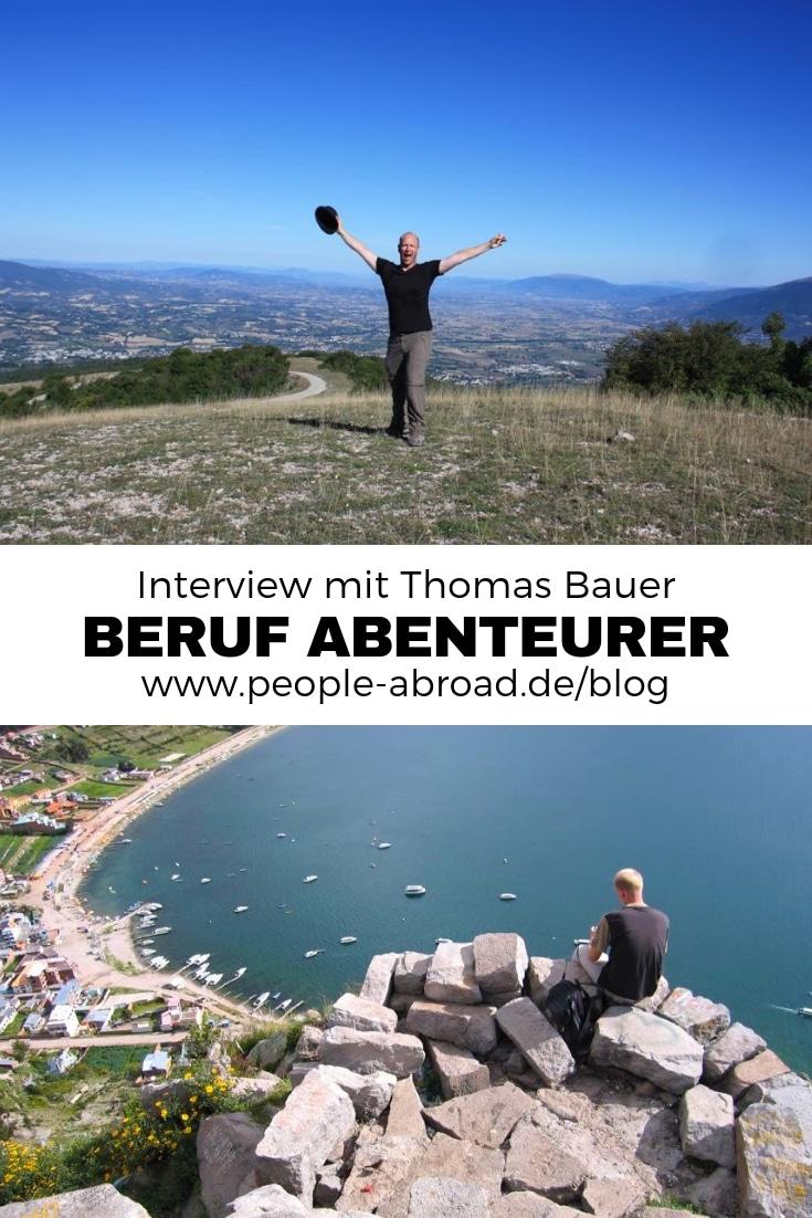 Beruf Abenteurer - Interview mit Thomas Bauer #Adventure #Reisen #Abenteuer #Fotograf