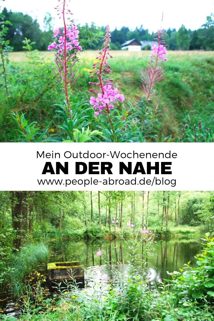 Werbung / Outdoor-Wochenende an der Nahe #Reise #Deutschland #Nahe #Nationalpark #Outdoor
