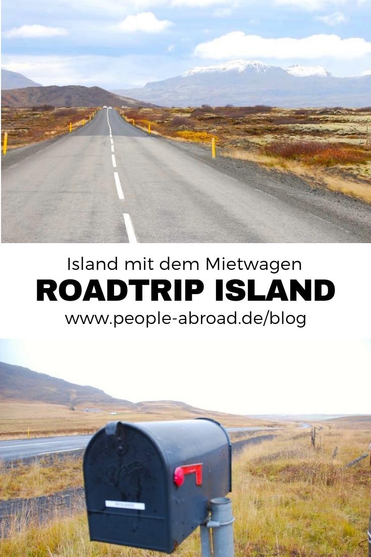 Roadtrip Island mit dem Mietwagen #Island #Roadtrip #Sehenswürdigkeiten #Skandinavien #Reise