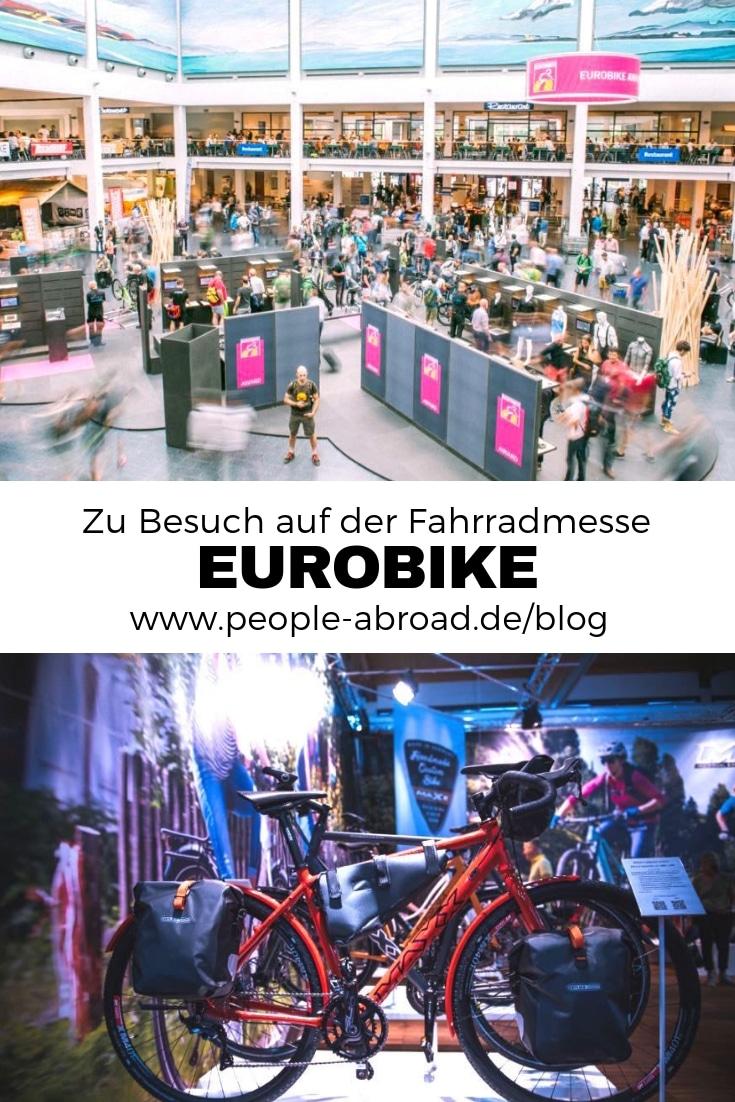 Besuch auf der Fahrradmesse Eurobike #Bike #Rad #Radreise #Bikepacking #Radtour