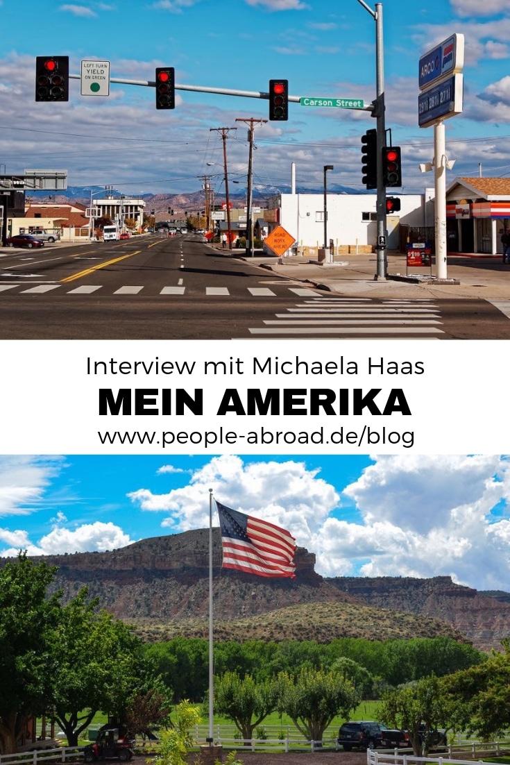 Die USA - ein Land der Gegensätze - Interview mit Michaela Haas #USA #Kultur #Gesellschaft #Reisen #Auswandern