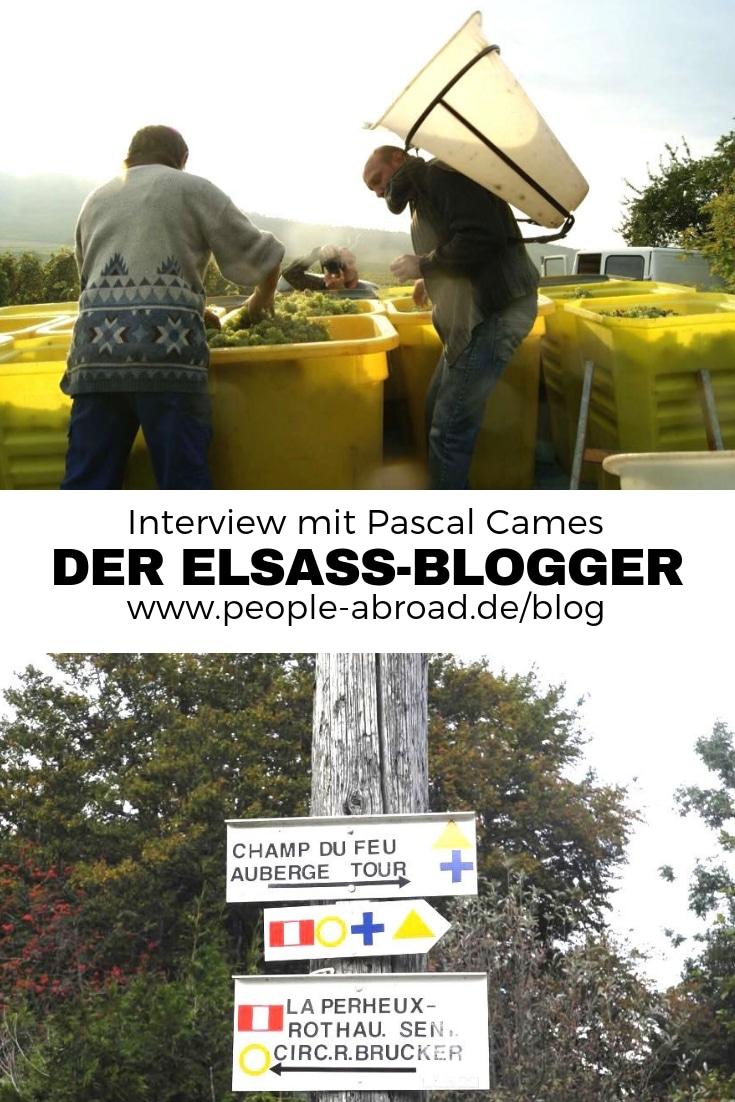 45 - Elsass-Blogger Pascal über den Osten Frankreichs