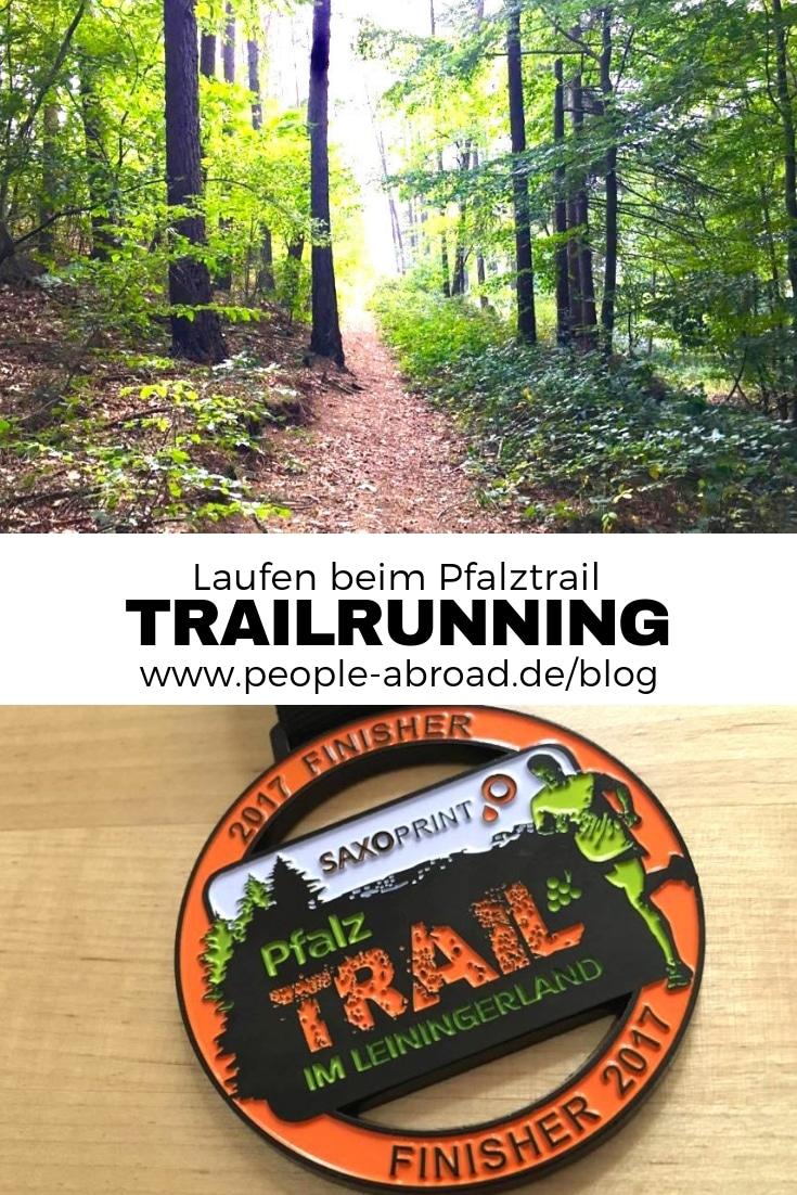 Trailrunning - Laufen beim PfalzTrail #Running #Laufen #Sport #Trailrunning #Outdoor