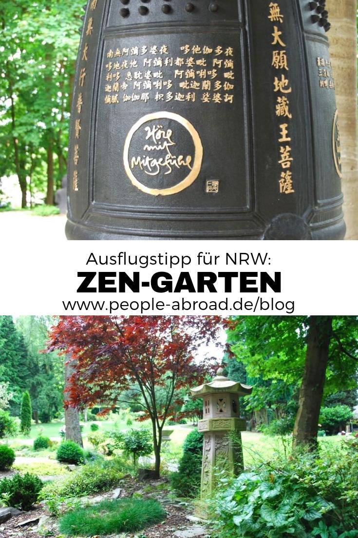 51 - Ein buddhistischer Zen-Garten in NRW